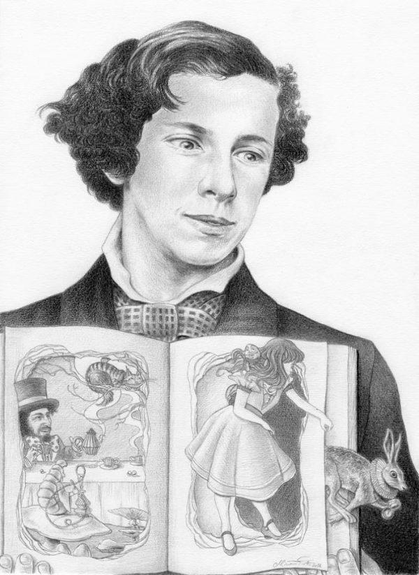 Lewis Carroll 699x960 1